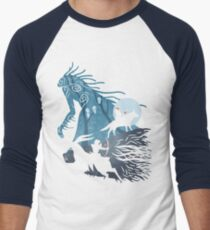 Ancient Spirit Men's Baseball ¾ T-Shirt