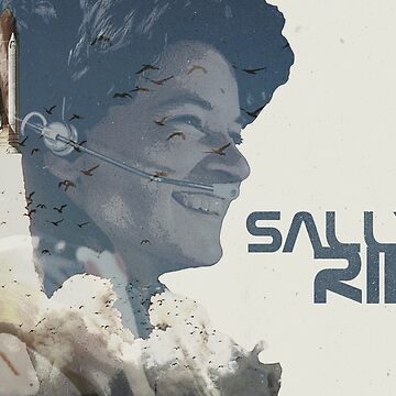 Sally Ride by tanyaofmars