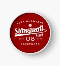 Stonewall Fleet wear 08 #1 Clock