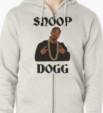 Snoop Dogg  Zipped Hoodie
