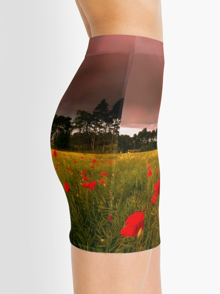 Alternate view of Cross Country Mini Skirt