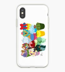 The Princess Cupcake Collection II  iPhone Case