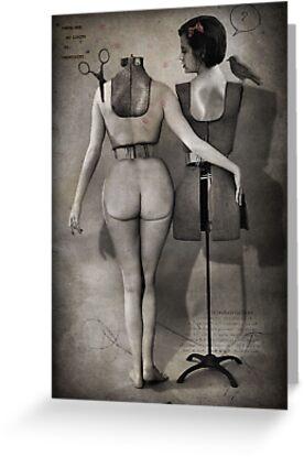 The Seamstress by Ash Sivils