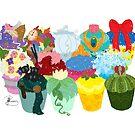 The Princess Cupcake Collection II  by Chantelle Janse van Rensburg