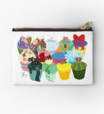 The Princess Cupcake Collection II  Zipper Pouch