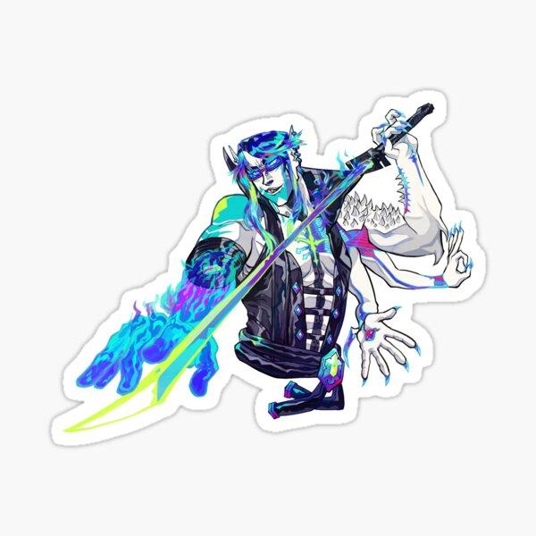 Xionis Sticker