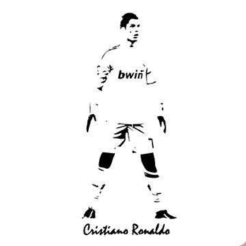 Cristiano  Ronaldo  by heryca29