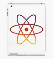Evening Skies Science Atom Symbol iPad Case/Skin