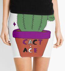 Cact-Ace Mini Skirt