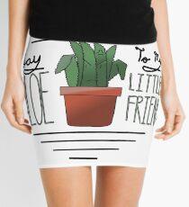 Say Aloe To My Little Friend Mini Skirt