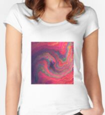 Surface Women's Fitted Scoop T-Shirt