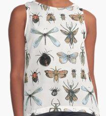 Blusa sin mangas Entomología