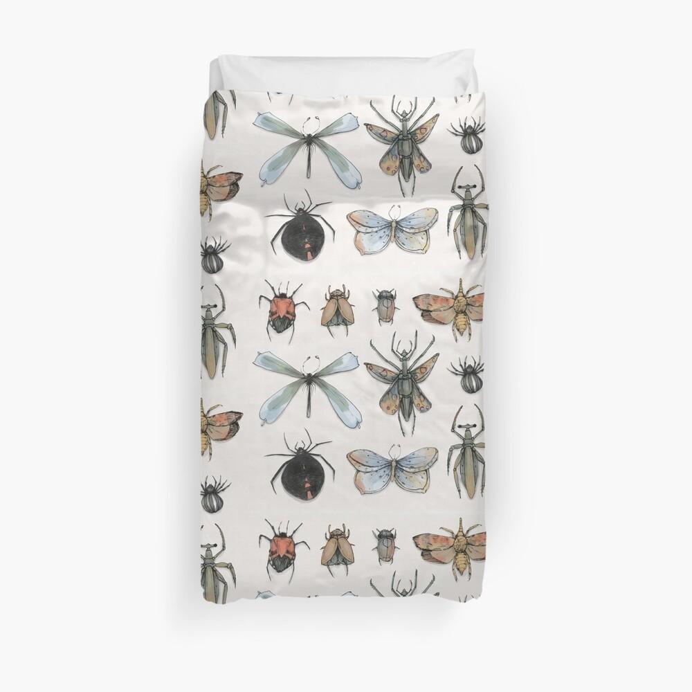 Entomologie Bettbezug