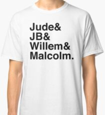A Little Life Jude JB Willem & Malcolm Classic T-Shirt