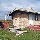 Lighthouse, Cape Leeuwin, Western Australia by Adrian Paul