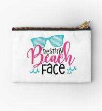 Bolso de mano Descanso Beach Face Summer vacaciones cita
