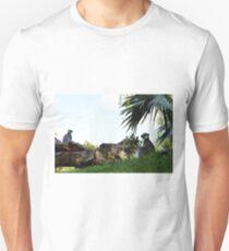 Animal Lemur Unisex T-Shirt