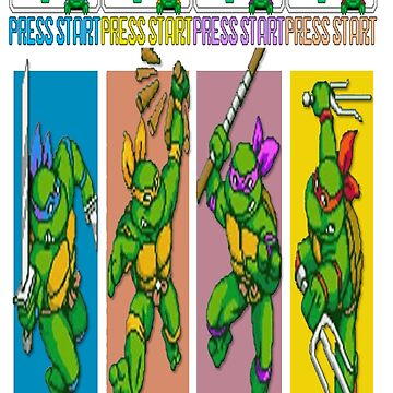 Tmnt select by garyspeer