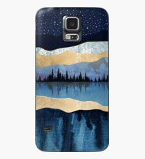 Midnight Lake Case/Skin for Samsung Galaxy