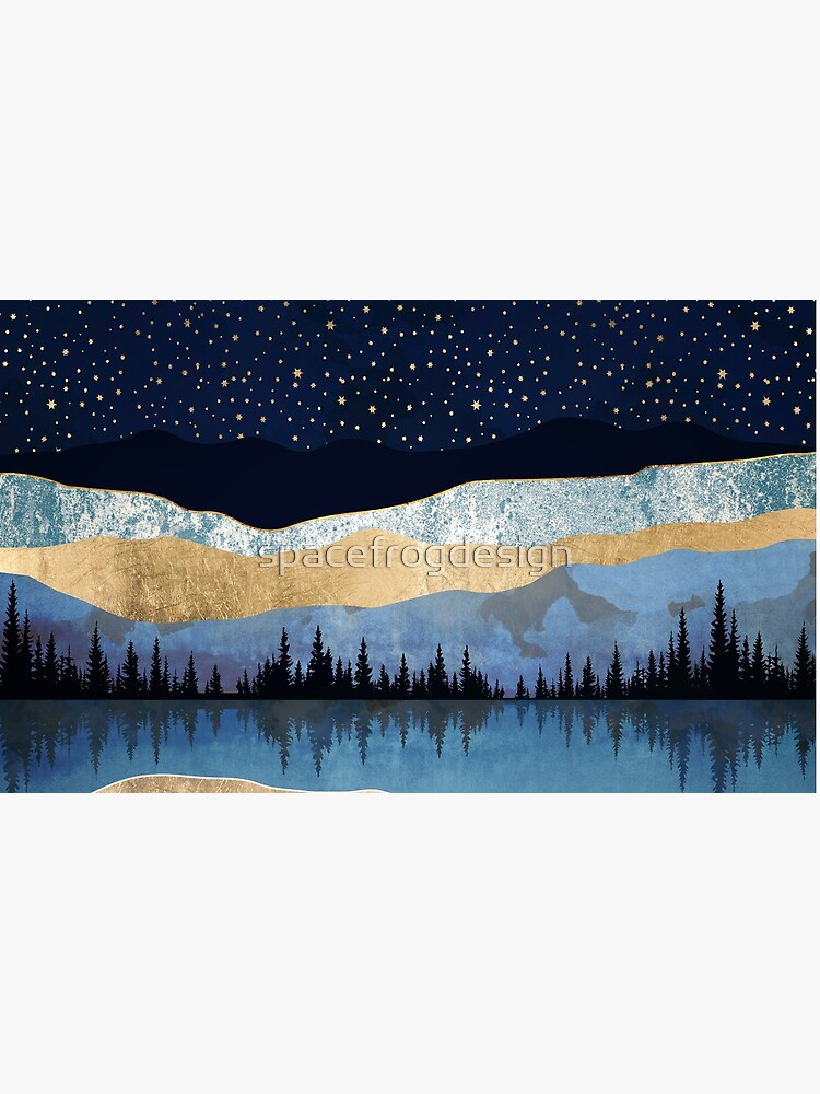 Lago de medianoche de spacefrogdesign