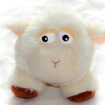Little Lost Lamb by missmoneypenny