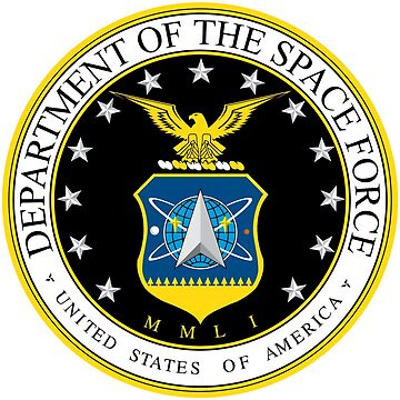 Department of The Space Force - United States of America by ILovePearl