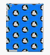 Cat Lady Colorful iPad Case/Skin