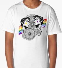 Proud to be gay Long T-Shirt