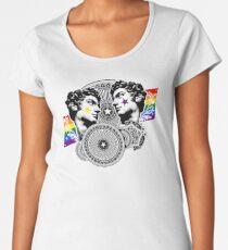 Proud to be gay Women's Premium T-Shirt