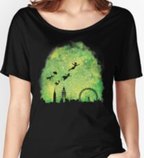 Forever lost boys Women's Relaxed Fit T-Shirt