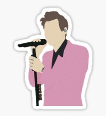 Harry Styles - Pink Suit Sticker