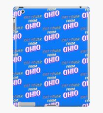 Dog Lover From Ohio iPad Case/Skin