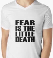 Fear is the little-death Men's V-Neck T-Shirt