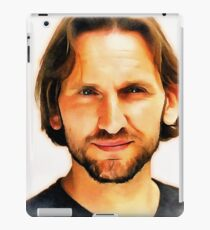Christopher Eccleston iPad Case/Skin