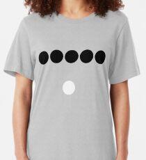 Blacked meme Slim Fit T-Shirt