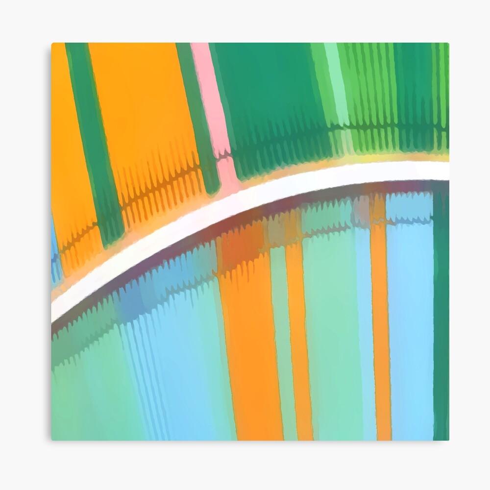 Individuality #abstract #popart #buyartprints #redbubble Canvas Print