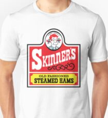 Skinner's Old Fashioned Steamed Hams (ROUFXIS) Unisex T-Shirt