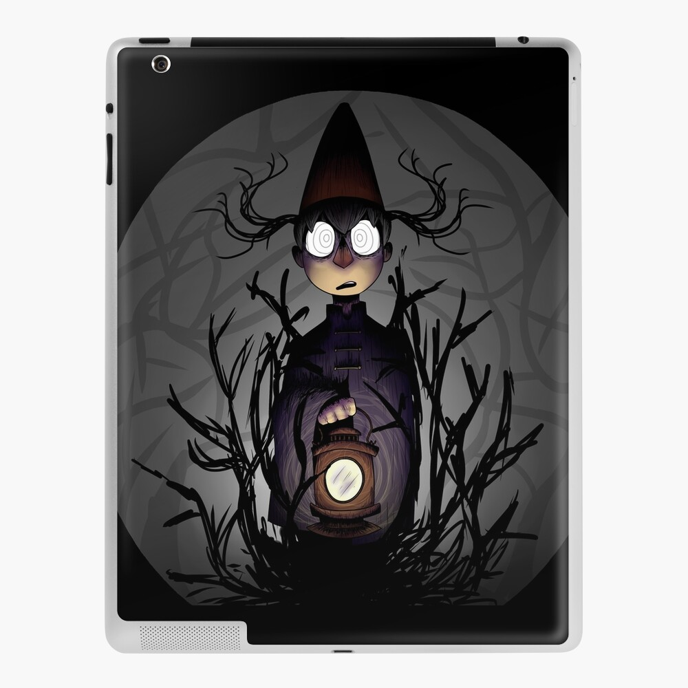Over The Garden Wall Beast Wirt Ipad Case Skin By Shadehlyne Redbubble