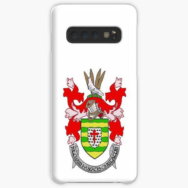 Coat of Arms of County Donegal, Ireland Samsung Galaxy Snap Case