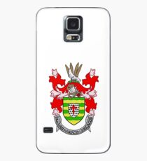 Coat of Arms of County Donegal, Ireland Case/Skin for Samsung Galaxy