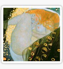 "Gustav Klimt ""Danae"" Sticker"