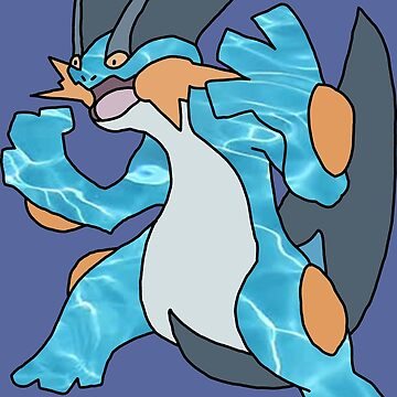 Water Swampert by pokwisy