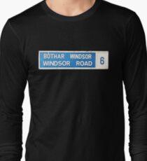 Windsor Road Long Sleeve T-Shirt