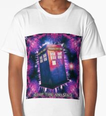 All of Time and Space Long T-Shirt
