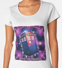 All of Time and Space Women's Premium T-Shirt