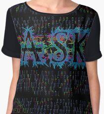 Art Skool Kids - Mission Statement Chiffon Top