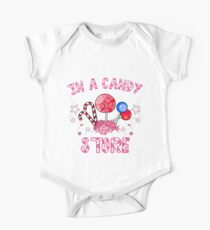 Kid in a Candy Store One Piece - Short Sleeve