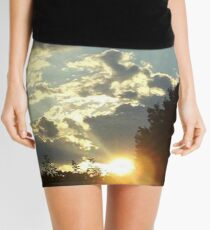 End Of The Day  Mini Skirt