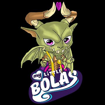 My Little Bolas mtg by herbertron