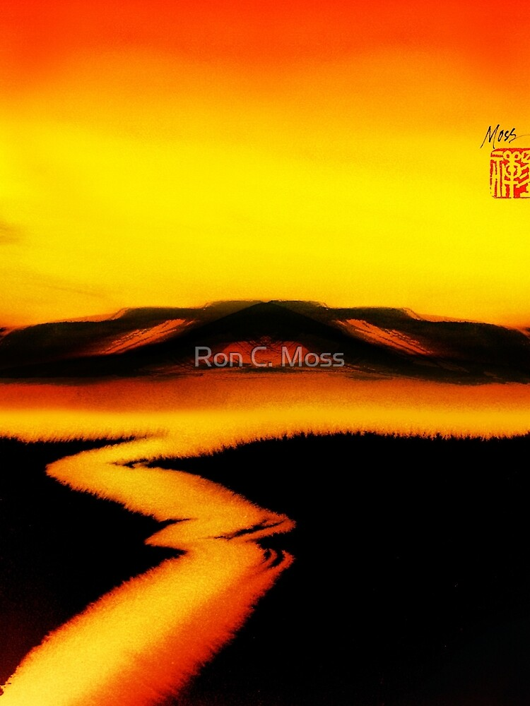 Deep Red by ronmoss